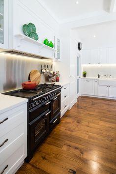 Decor Zone        • Design • Interiors • House • Home • Interior Design • Kitchen          — georgianadesign:   Balgowlah residence. Woodstock...