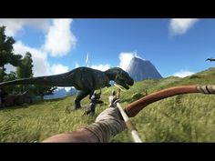 ARK Survival Evolved Titanosaur Trailer 2016