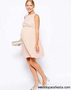 Vestidos de fiesta de día para embarazadas 2014 http://vestidoparafiesta.com/vestidos-fiesta-de-dia-para-embarazadas-2014/ #vestidos #moda #moda2014 #embarazadas #pregnant #party #dress #fashion