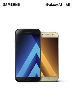 Samsung Unveils 2017 Galaxy A3, Galaxy A5 & Galaxy A7 Phones #android #google #smartphones