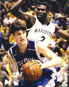 Drake Diener DePaul Demons Autographed 8x10 Photo Dinamo Sassari Rare SL COA . $15.00. DePaul Blue Demons GuardDrake DienerHand Signed 8x10 Color Photo.GREAT AUTHENTIC NCAA COLLECTIBLE!!AUTOGRAPH AUTHENTICATED BY SPORTS LOTAUTHENTICATIONSWITH A NUMBERED SLSTICKER ON ITEM.SL COA # 12629