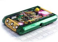 Custom Arcade Stick by B15SDM Designs. I would love to have them make me one.