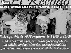 "Milonga ""El Recodo"" de Comodoro Rivadavia"