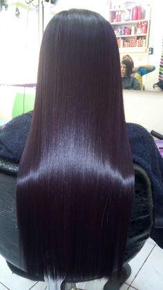 Long Silky Hair, Long Black Hair, Super Long Hair, Dark Hair, Beautiful Long Hair, Gorgeous Hair, Pretty Hairstyles, Straight Hairstyles, Shiney Hair