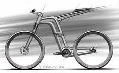 Велосипеды будущего   ArtemAchkasov.com