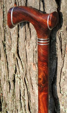 Indonesian Rosewood - Aluminum - Mike Clements (gammamike) - (from the Mark Dwyer Collection)