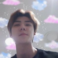 Exo Ot12, Exo Chanyeol, Exo Icons, Blackpink Funny, Sehun Cute, Exo Memes, Celebrity Dads, Celebrity Style, Perfect Boy