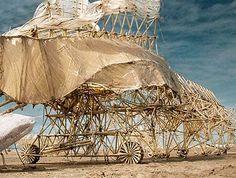 beach creatures - Theo Jansen