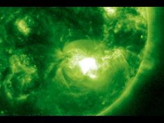 M5 Solar Flare, Volcano, Severe Weather | S0 News Sept 28, 2014