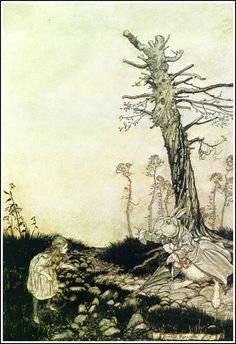 Alice_in_Wonderland_by_Arthur_Rackham_-_04_-_Why_Mary_Ann,_what_are_you_doing_out_here