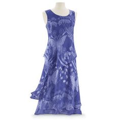 Iris and Butterfly Dress - Women's Clothing & Symbolic Jewelry – Sexy, Fantasy, Romantic Fashions