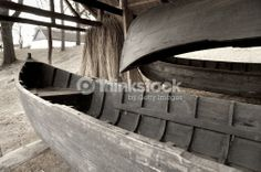 Shed For Old Wooden Boats Photo 147092033