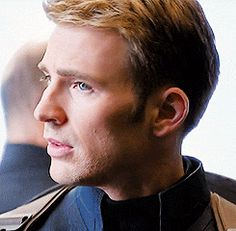 Steve Rogers || Captain America TWS || 245px × 240px || #animated