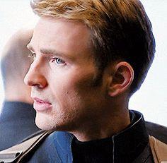 Steve Rogers    Captain America TWS    245px × 240px    #animated