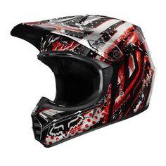 Fox Racing V3 Helmet