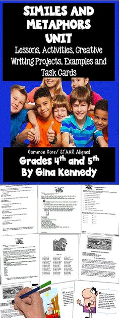 7th Grade Spanish Worksheets Excel The First Snow  Working With Similes And Metaphors  Language  Bill Nye The Brain Worksheet Excel with Fun Art Worksheets Word Excellent Similes And Metaphors With Fun Creative Lessons Activities  Creative Writing Projects And Task 2nd Grade Measurement Worksheet Word