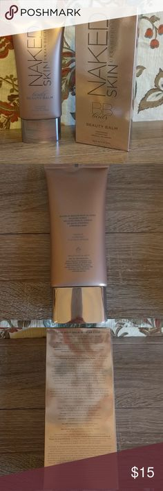 NIB Urban Decay BB Body Beauty Balm Brand New! UD body balm! Instantly tightens and blurs flaws. Great for legs, or all over the body. Urban Decay Makeup