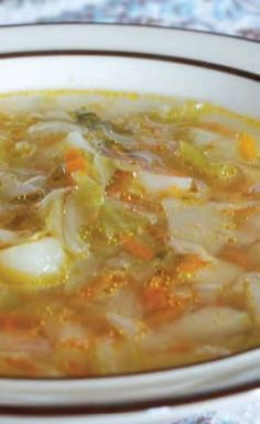 Cook's Corner: Moroccan Golden Potato and Vegetable Soup