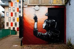 A.L. Crego Transforms 20 Murals into Animated GIFS