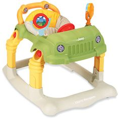 Jeep Baby Walker Liberty Renegade-Everest (from Kolcraft) for Deon