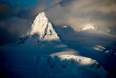 Mountains of the Antarctic Peninsula by Yaroslav Nikitin, via 500px