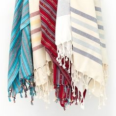 Hammam Turkish bath towels