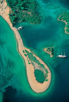 12 Islands Boat Trip from #Fethiye #Turkey