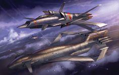 Sci-Fi Fighters - Ryan Church