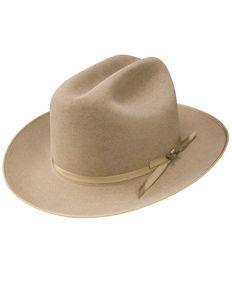 a54d018d8c5 Stetson Mens Natural Open Road Royal Deluxe Hat