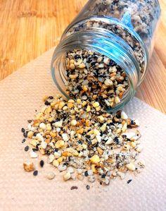 Dukkah (mix especiarias, grãos e oleaginosas)