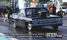 Cruzin Magazine Nostalgia Nationals (10 and 11 August 2013) - Sunday 11 August - for full image gallery, go to www.dragphotos.com.au