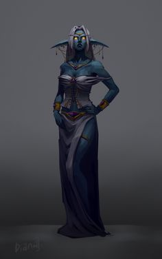 I'm the girl that loves the villain. World Of Warcraft Characters, Dnd Characters, Fantasy Characters, Female Characters, High Fantasy, Fantasy Girl, Elves Fantasy, Fantasy Character Design, Character Art