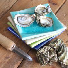 "Taylor Shellfish Kumamoto Oysters. Also referred to as ""Kumo"" ""Kumie"" and ""My precious..."""