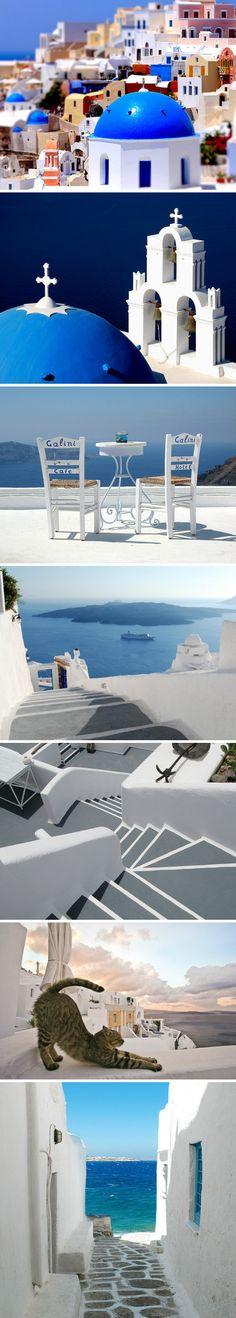 Así sea lo ultimo que haga en esta vida. Pero algún día iré a Grecia  Vai al sito: http://booking.goandgotouroperator.com/