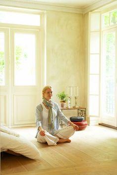 La respiración en el yoga