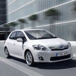It's not easy being green – Toyota Auris Hybrid Toyota Auris, Green, Easy