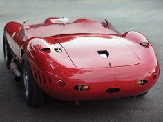1956 Maserati 450S Prototype