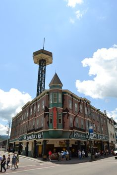 Gatlinburg, Tennessee is a popular tourist destination in the heart of the Smokies; it also popular with a number of ghosts that haunt the city.  Chapter 2, Ghosts and Haunts of Tennessee  http://www.barnesandnoble.com/w/ghosts-and-haunts-of-tennessee-christopher-k-coleman/1029635600