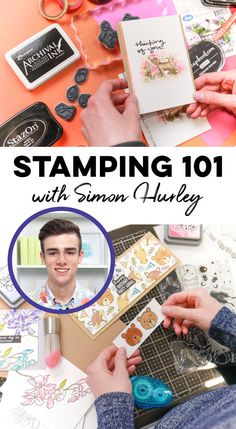 With lessons on types of stamps, ink varieties, paper comparisons, and must-have supplies, this student-age stamper becomes the teacher in a class all about stamping! This class is online and FREE! Ink Pad Storage, Craft Storage Box, Stamp Storage, Craft Organization, Scrapbook Paper Crafts, Scrapbooking Ideas, Travel Stamp, Tim Holtz Distress Ink, Towel Crafts