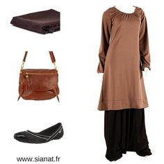 Look du week-end by Sianat. Tunique Hayat => http://sianat.fr/fr/gilet-tunique/142-tunique-hayat.html Sarouel Majah => http://sianat.fr/fr/jupe-sarouel/141-sarouel-majah.html Hijab Leyna => http://sianat.fr/fr/hijab-/228-hijab-leyane.html ‪#‎hijab‬ ‪#‎tuniquelongue‬ ‪#‎sarouel‬