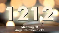 1212 Angel Number is a message from your guardian angels. Leave your comfort zone. Get rid of your fears and worries. And discover the beauty around you.