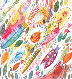 Jungle - Mia Dunton Illustration