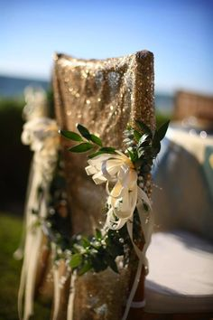 gold and garland