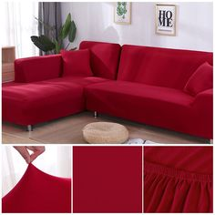 Solid Sofa Covers – The North Alley - Home Decor - hadido Cheap Home Decor, Diy Home Decor, Room Decor, Clean Couch, Old Sofa, Couch Covers, Furniture Covers, Home Living Room, Slipcovers