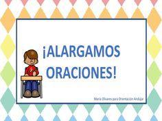 #dislexia conciencia morfosintáctica y semántica alargamos oraciones -Orientacion Andujar Ludo, Dora, Spanish Class, Speech Therapy, Third Grade, Homeschool, Language, 1, Teaching