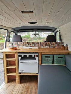 Build A Camper Van, Camper Van Life, Van Conversion Interior, Camper Van Conversion Diy, Peugeot Expert, Kombi Home, Bus Living, Vanz, Combi Vw