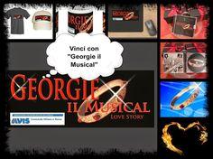 """TG Musical e Teatro in Italia: Contest estivo """"Vinci con Georgie il musical"""""""