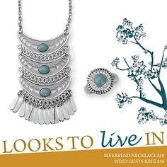 Lia Sophia Fall Winter 2017 Jewelry Website Needful Things