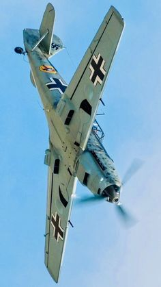 Military Aircraft, WWII Messierschmit - My Ideas & Suggestions