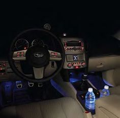 Subaru Outback Interior Illumination Kit 2011-2014